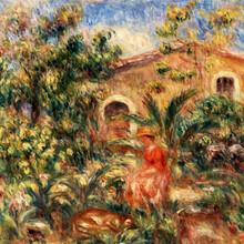 Art Classics, Pierre-Auguste Renoir: Farmhouse (, )