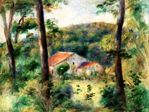 Art Classics, Pierre-Auguste Renoir: Environs of Briey (, )