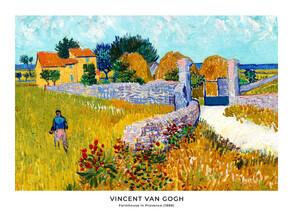 Art Classics, Vincent Van Gogh: Farmhouse in Provence (, )