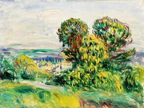 Art Classics, Pierre-Auguste Renoir: Landscape (France, Europe)