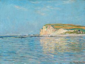 Art Classics, Claude Monet: Low Tide at Pourville (France, Europe)