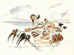 Art Classics, Theo van Hoytema: How the Birds Got a King (Netherlands, Europe)