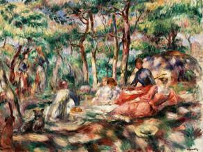 Art Classics, Pierre-Auguste Renoir: Le Déjeuner sur l'herbe (France, Europe)
