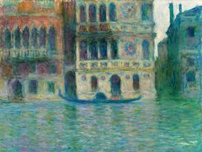 Art Classics, Claude Monet: Venedig, Palazzo Dario (Italien, Europa)