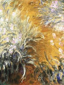 Art Classics, Claude Monet: The Path through the Irises (France, Europe)