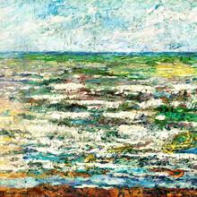 Art Classics, Jan Toorop: The Sea (Netherlands, Europe)