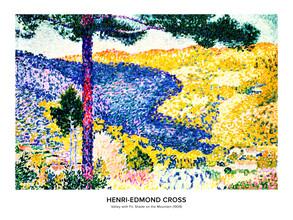 Art Classics, Henri-Edmond Cross: Valley with Fir - exhibition poster (France, Europe)