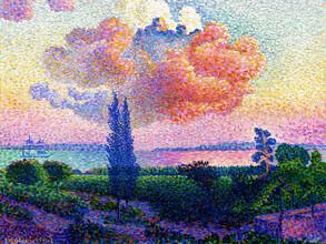 Art Classics, Henri-Edmond Cross: The Pink Cloud (France, Europe)