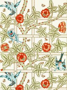 Art Classics, William Morris: Trellis (United Kingdom, Europe)