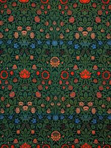 Art Classics, William Morris: Violet and Columbine (United Kingdom, Europe)