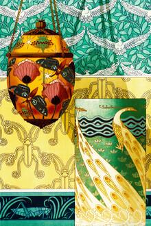 Art Classics, Maurice Pillard Verneuil: Papillons et pavots (France, Europe)