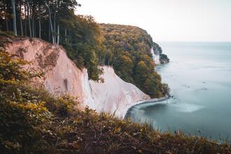 Martin Wasilewski, Kreideküste auf Insel Rügen (Deutschland, Europa)