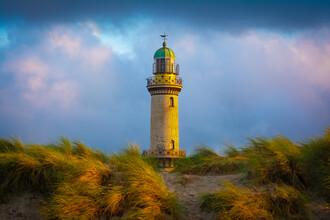 Martin Wasilewski, Leuchtturm in Warnemünde (Deutschland, Europa)