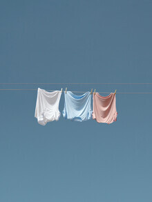 Marcus Cederberg, Laundry on a wire (Sweden, Europe)