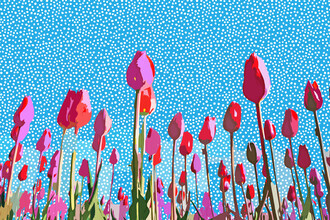 Uma Gokhale, Tiptoe through the tulips with me (India, Asia)