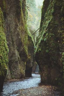 Kevin Russ, Oneonta Gorge (Vereinigte Staaten, Nordamerika)