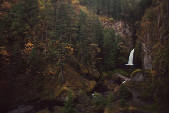 Kevin Russ, Wahclella Falls (Vereinigte Staaten, Nordamerika)