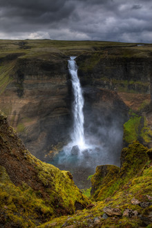 Boris Buschardt, Haifoss (Iceland, Europe)