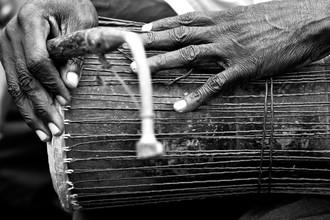 Lucía Arias Ballesteros, Kloboto - Totodzi drum (Ghana, Africa)