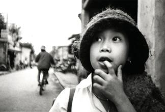 Jacqy Gantenbrink, Little girl in Vietnam (Vietnam, Asien)