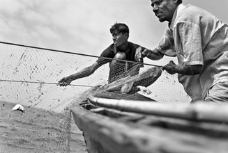 Jakob Berr, Fishing in the bay of Bengal (Bangladesh, Asia)