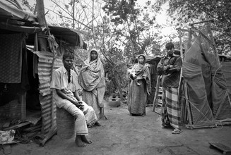Jakob Berr, Fishermen with family (Bangladesh, Asia)