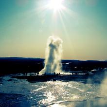 Wasserkraft - fotokunst von Andi Weiland