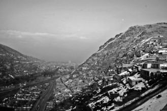 Rada Akbar, A View of Kabul City (Afghanistan, Asia)