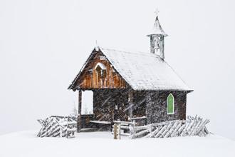 Johannes Netzer, Winter at the Alps of Austria (Österreich, Europa)
