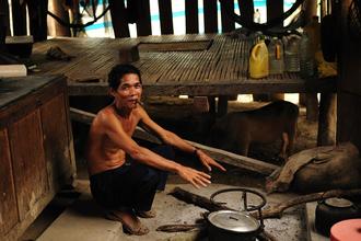 Haifeng Ni, country life (Vietnam, Asia)