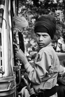 Jagdev Singh, Grit (India, Asia)