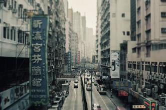 Hong Kong - fotokunst von Michael Wagener