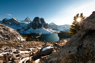 Alexander Roe, Assiniboine Provincial Park (Kanada, Nordamerika)