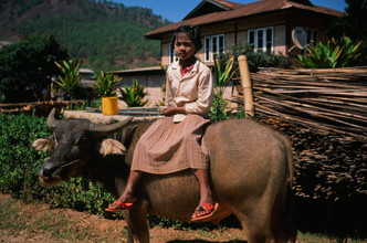 Jim Delcid, Myanmar Kalaw (Myanmar, Asien)