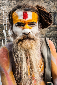 Michael Wagener, Sadhu (Nepal, Asien)