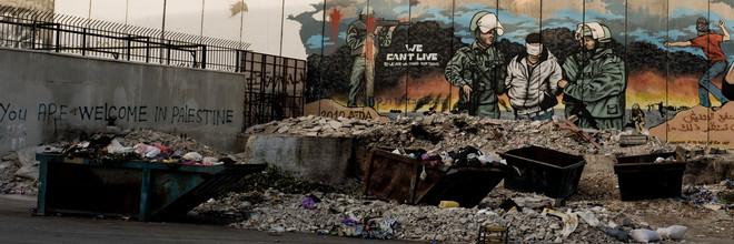 Michael Wagener, Grenzmauer Palästina (Israel and Palestine, Asia)