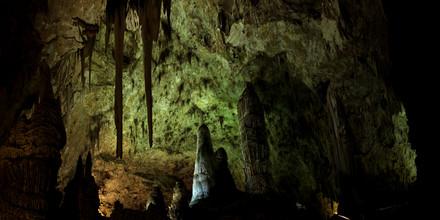 Jan Glebinski, Carlsbad Cavern (United States, North America)