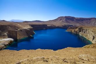 Rada Akbar, Band-e-Amir Lake  (Afghanistan, Asien)