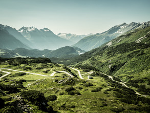 San Bernardino Pass - 5 - Fineart photography by Johann Oswald