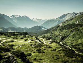 Johann Oswald, San Bernardino Pass - 5 (Schweiz, Europa)