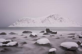 Stefan Blawath, Winter an der Küste der Lofoten (Norway, Europe)