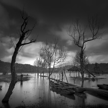 Water Temple - Fineart photography by Hengki Koentjoro