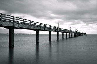 Michaela Ertelt, seebrücke binz (Deutschland, Europa)
