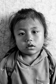 Jagdev Singh, cute child (Nepal, Asien)