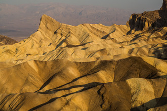 Ana Fieres, Zabriskie Point at Sunrise (United States, North America)