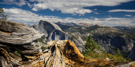 Ana Fieres, Half Dome (United States, North America)