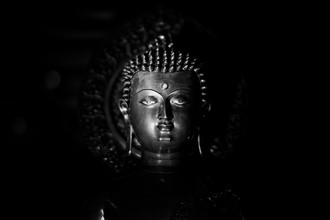 Buddha - Fineart photography by Victoria Knobloch