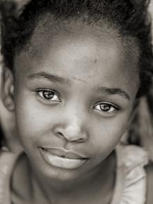 Jörg Faißt, Kind eines namibischen Farmarbeiters (Namibia, Africa)