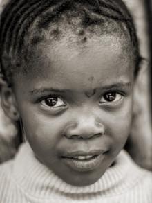 Jörg Faißt, Child of a namibian farmworker (Namibia, Africa)