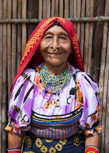 Sarah Hrapia, Die alte Dame (Panama, Latin America and Caribbean)